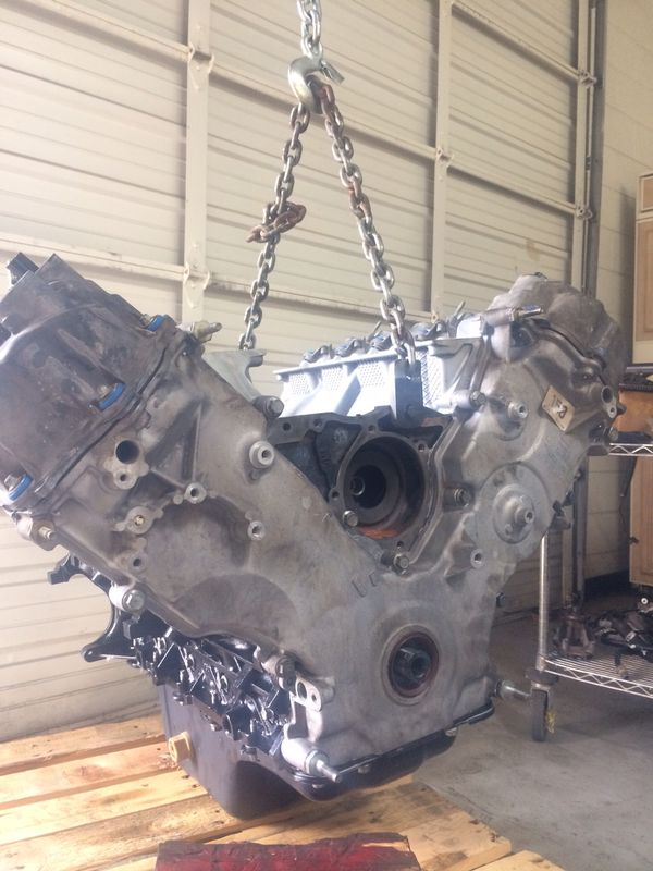 triton ford engine 3v remanufactured f150 offerup