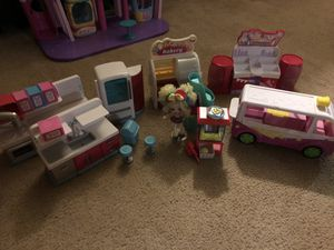 SHOPKINS Shoppie Doll and Playsets for Sale in Tacoma, WA
