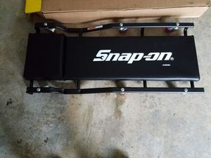 Snap On Creeper for Sale in Seattle, WA