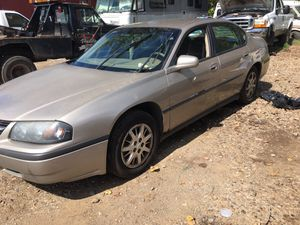 2003 Chevy impala cold ac hot heat for Sale in Cleveland, OH