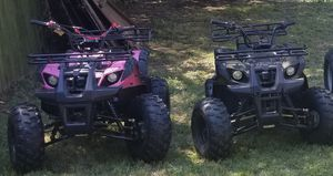 Two tao tao 110cc atvs for Sale in Denton, TX