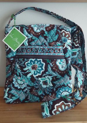 Vera Bradley Retired Java Blue Hipster Purse for Sale in MONTGOMRY VLG, MD