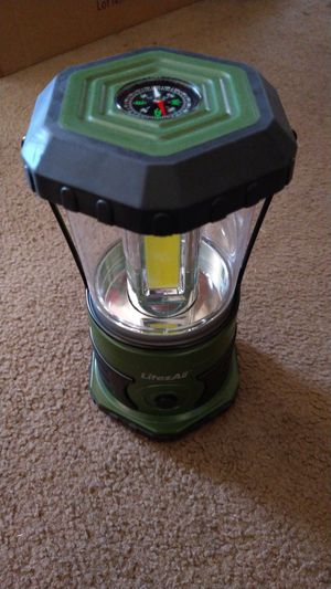 Litez ALL battery camping light for Sale in Fresno, CA