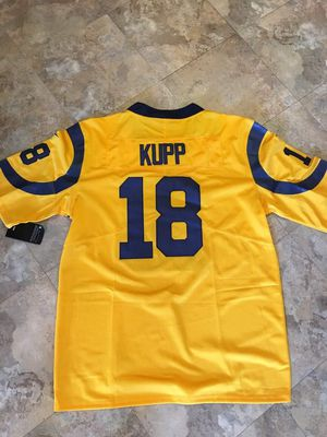 Kupp Jersey's Rams for Sale in Ontario, CA