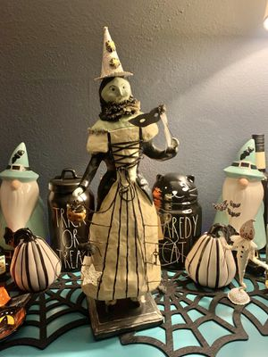 Vintage Halloween Witch by Nicole Sayre for Sale in West Covina, CA