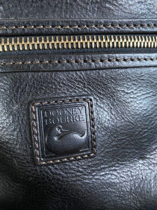 Dooney Bourke Purse Bag, Black, Used
