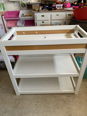 Changing table and My Breast Friend Pillow for Sale in Poway, CA