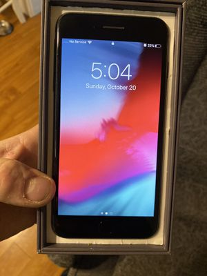 I phone 8 plus for Sale in Portsmouth, VA