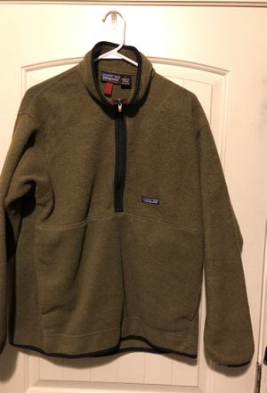 Patagonia fleece for Sale in Magna, UT