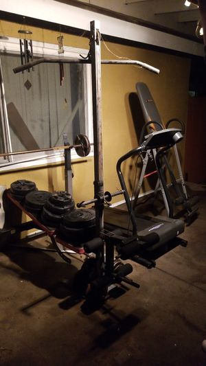 back yard work out equipment for Sale in San Diego, CA