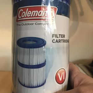 Coleman hot tub (lay-z) spa filter cartridges for Sale in Ladera Ranch, CA