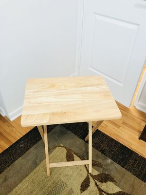 Widen folding coffee/laptop/side table for Sale in New York, NY