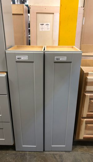 Shakers kitchen cabinets gray for Sale in Phoenix, AZ