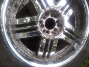 20 inch rims tires for Sale in North Chesterfield, VA