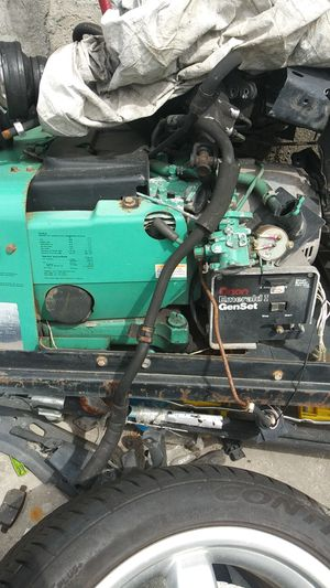 Onan Generator low hrs 4kw rv or for emergencies for Sale in Fort Lauderdale, FL