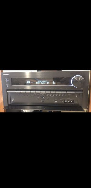 Onkyo TX-NR1010 monster receiver THX 7.2 capable for Sale in New York, NY