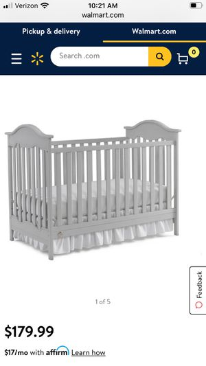 Baby crib for Sale in Powell, OH