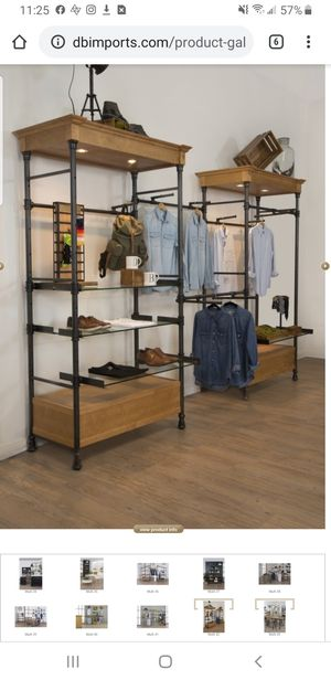 DB Imports Display shelving for Sale in Dallas, TX