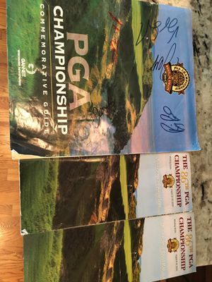 Collector PGA Championship guide 2004 for Sale in Appleton, WI