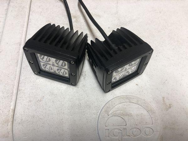 Led lights pods cubes