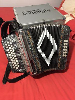 sofiamari accordion for Sale in Tulsa, OK