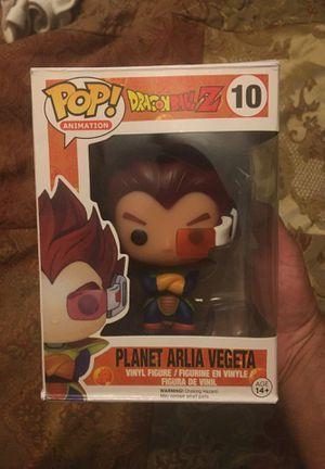 Planet Arlia Vegeta Funko Pop! for Sale in Mesa, AZ