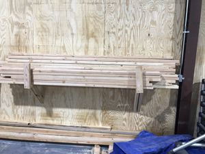 Misc. extra lumber from build-out for Sale in Bixby, OK
