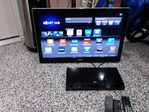 Sony TV and Entertainment Stand for Sale in Riverview, FL