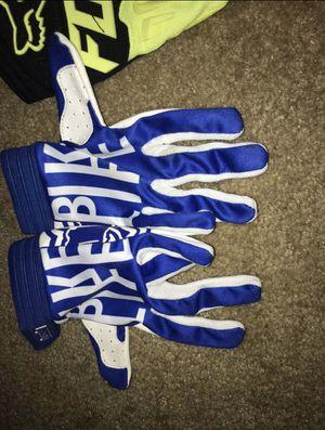 Dirt bike gloves for Sale in Washington, DC