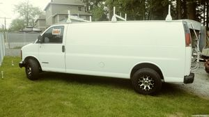 2000 Chevy van 3500 series Express for Sale in Lynnwood, WA