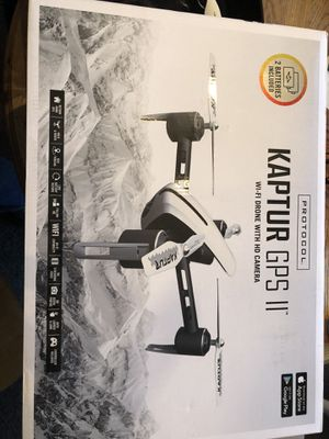 Drone Kaptur GPS II for Sale in Hampton, VA