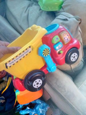 Toy truck with balls for Sale in Brier, WA