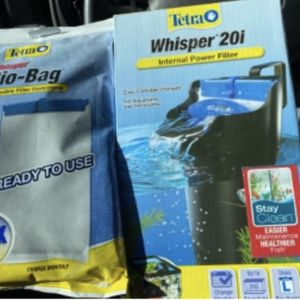 20G Fish Tank Motor Filter for Sale in Cortlandt, NY