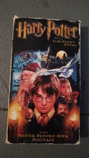 Harry Potter vhs tape for Sale in Missoula, MT
