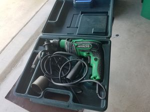 Hitachi Hammer Drill for Sale in Pflugerville, TX