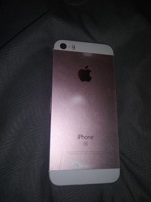 IPhone SE model number A1662. 64 gigs for Sale in Cape Girardeau, MO