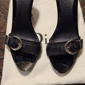 Christian Dior Women's Open Toe Heels for Sale in Seattle, WA