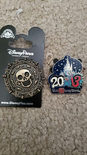 Disney traiding pins for Sale in Seattle, WA