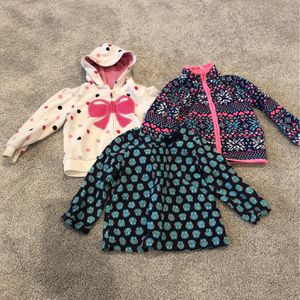 24M/ 2T Jackets And Long Sleeve Shirt for Sale in Houston, TX