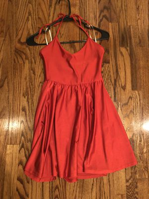 Forever 21 Red dress. for Sale in San Diego, CA