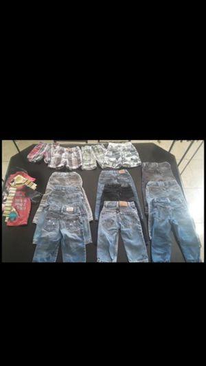 Boys 2T clothing bundle LEVIS for Sale in Phoenix, AZ
