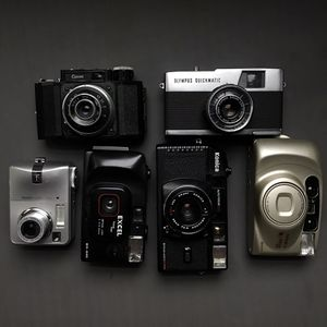 Lot of film cameras !!! for Sale in Baton Rouge, LA