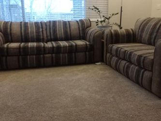 Comfy Couch Set In Great Shape for Sale in Aurora,  CO