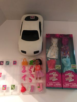Barbie Car, Clothes & Accessories for Sale in Carmichael, CA