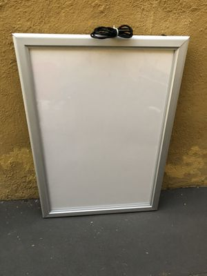 LED Light Box Display for Sale in Los Angeles, CA