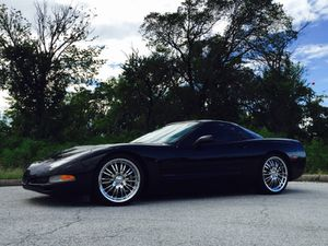 01 Chevy Corvette *cammed and fast* for Sale in Dallas, TX