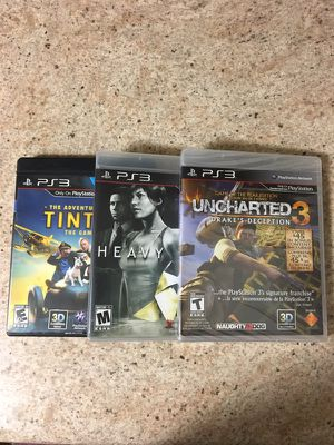 PlayStation games for Sale in Fairfax, VA