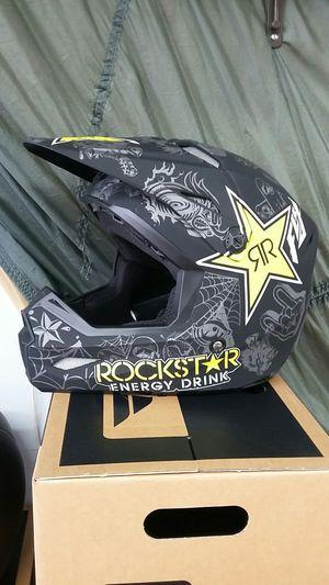 Rockstar racing dirt bike helmet DOT approved brand new for Sale in Los Angeles, CA