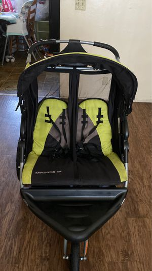 Baby trend double jogger stroller for Sale in Whittier, CA