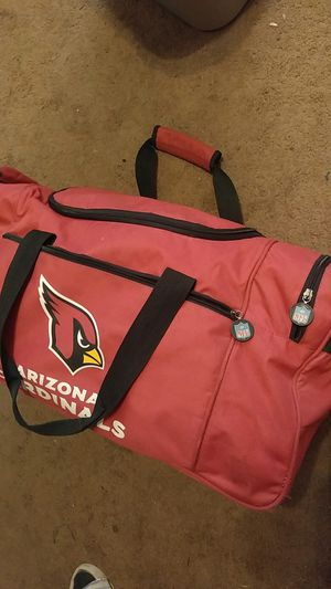 Arizona Cardinals duffle bag/ ice chest inserts for Sale in Glendale, AZ